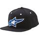 Black Holt Snapback Hat - 10148500210A