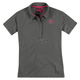Womens Charcoal Heiress Polo Shirt