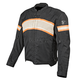 Black/Cream/ Orange Cruise Missile Jacket