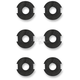 Black Adjustment Spacers for Fluid Pro and Fluid Tech Knee Brace - 6952214-10