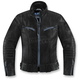 Womens Black Fairlady Jacket