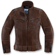 Womens Brown Fairlady Jacket