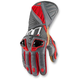 Red Hypersport Long Gloves