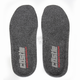Womens Black Barrier Boot Insoles