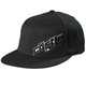 Black Castle Flat Brim Hat - 98-2996