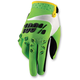 Youth Green Airmatic Gloves
