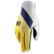 Yellow Celuim Slant Gloves