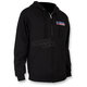 Black Parts Unlimited Zip Hoody