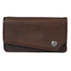 Womens Tobacco Maven Leather Wallet - 0805-1502-0150