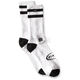 White Staple Socks - F14187100WHT