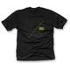 Black Airline Premium T-Shirt