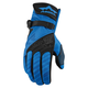 Blue/Black DKR Gloves