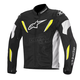 Black/White/Yellow Fluorescent T-GP R Air Jacket