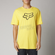 Yellow Fox Head Premium T-Shirt