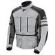Silver/Gunmetal Ballistic Adventure Jacket