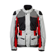 Gray/Red/Black Yosemite XDR Jacket