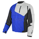 Blue/Black/White Lock & Load Textile Jacket