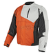 Orange/Black/White Lock & Load Textile Jacket