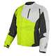Hi-Vis/Black/White Lock & Load Textile Jacket