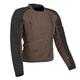 Womens Brown/Black Tough Love Textile Jacket