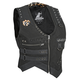 Womens Black Iron Mistress Vest