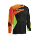 Black/Fluorescent Core Air Divide Jersey