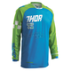 Blue/Green Phase Strands Jersey