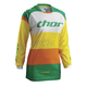 Womens Green/Yellow Phase Bonnie Jersey