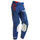 Youth Navy/Red Phase Ramble Pants