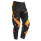 Youth Black/Fluorescent Phase Vented Doppler Pants