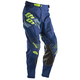 Navy/Lime Core Merge Pants