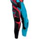 Cyan/Red M1 Pants