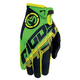 Green/Yellow SX1 Gloves