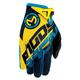 Youth Cyan/Yellow SX1 Gloves
