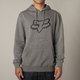 Heather Graphite Legacy Fox Head Hoody