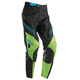 Youth Black/Green Phase Hyperion Pants