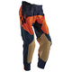 Navy/Flo Orange Prime Tach Pants