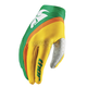 Women's Green/Yellow Void Gloves