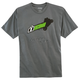Charcoal Balance Point T-Shirt