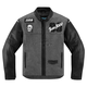 Black Vigilante Stickup Jacket