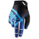 Blue Ridefit Corpo Gloves