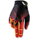Red Ridefit Corpo Gloves