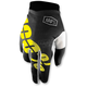 Black/Yellow I-Track Gloves