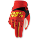 Youth Red/Yellow Airmatic Gloves
