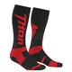 Black/Red MX Socks