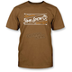 Brown Stitch T-Shirt