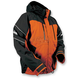 Orange Action 2 Jacket