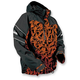 Stamp Orange Action 2 Jacket