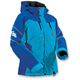 Women's Blue Action 2 Jacket