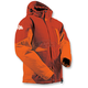 Women's Orange Dakota Jacket